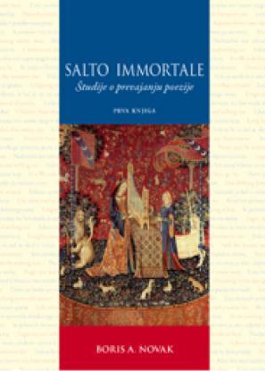 Naslovnica knjige Salto immortale