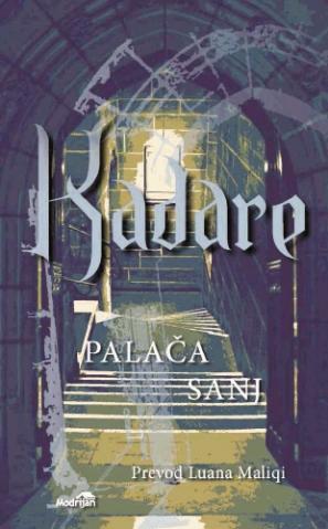Naslovnica romana Palača sanj