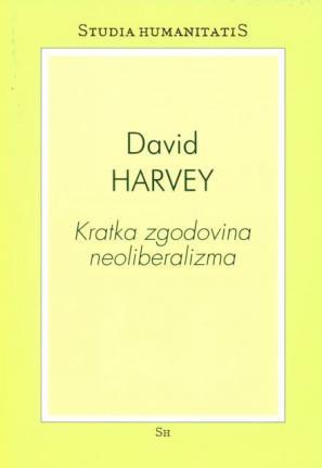 Naslovnica knjige Kratka zgodovina neoliberalizma