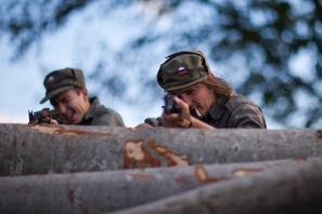 Prizor iz filma Neizstreljeni naboj