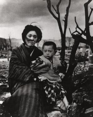 Alfred Eisenstaedt: Hirošima, 1945, fotografija
