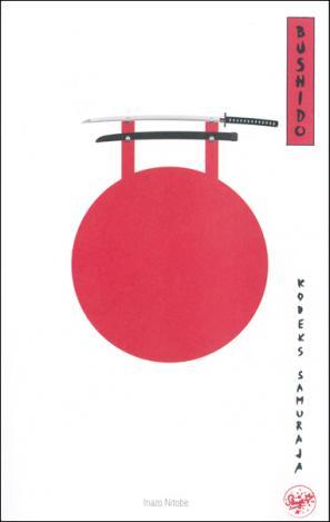 Naslovnica knjige Bushido, kodeks samuraja