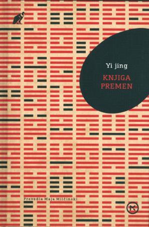 Naslovnica knjige Yi jing – Knjiga premen