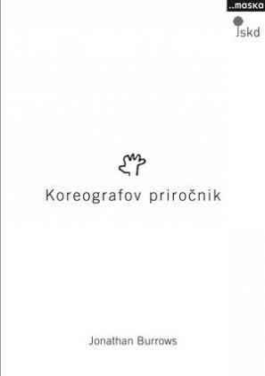 Naslovnica knjige Koreografov priročnik