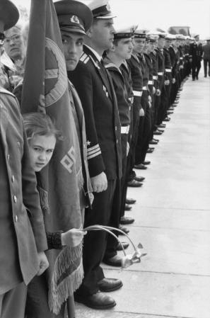 Sovjetska zveza. Leningrad. 9. maja 1973. Proslava ob zmagi nad nacizmom.