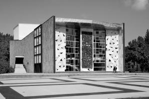 Oton Gaspari: Kulturni dom Velenje, 1959
