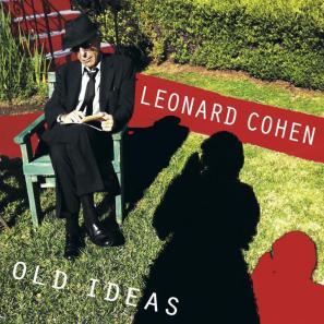 Naslovnica nove plošče Leonarda Cohena Old Ideas