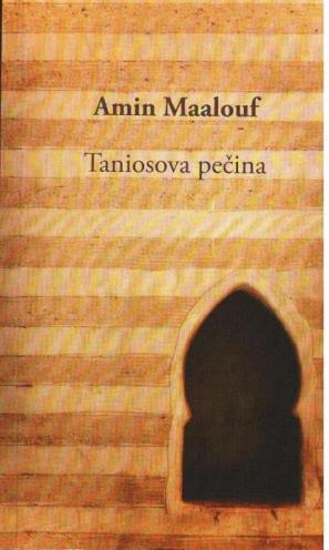 Naslovnica knjige Taniosova pečina