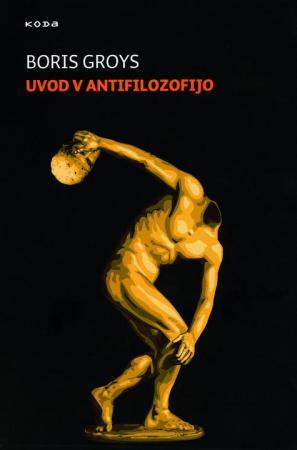 Naslovnica knjige Uvod v antifilozofijo
