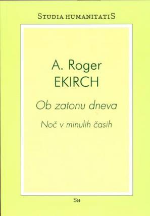 Naslovnica knjige Ob zatonu dneva