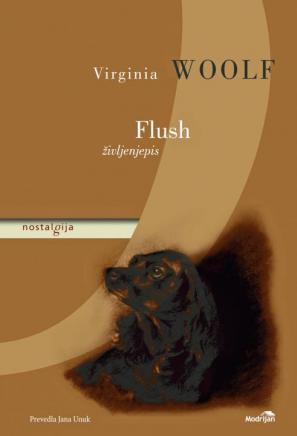 Naslovnica knjige Flush