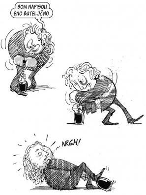 Ilustracija Cirila Horjaka, Passion de Pressheren
