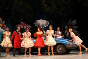 Prizor iz opere Gorenjski slavček