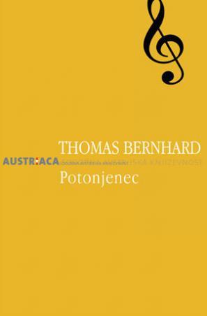 Naslovnica romana Potonjenec.