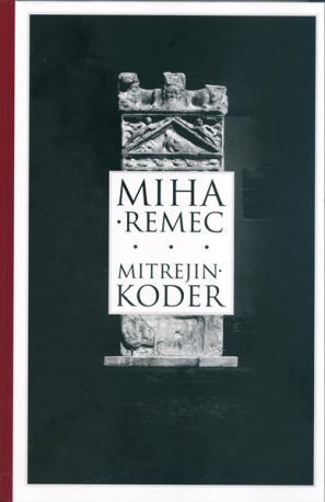 Naslovnica knjige Mitrejin koder