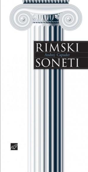 Naslovnica knjige Rimski soneti