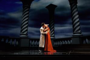 Prizor iz opere Romeo in Julija