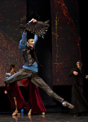 Prizor iz baleta Romeo in Julija