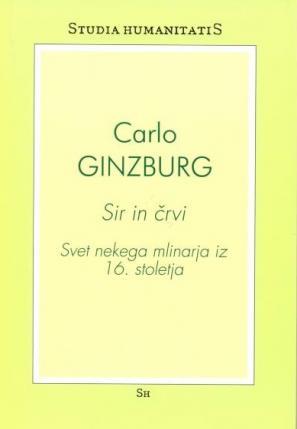 Naslovnica knjige Sir in črvi
