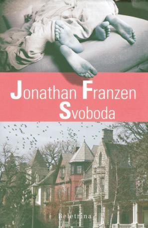 Naslovnica romana Svoboda