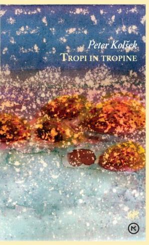 Naslovnica knjige Tropi in tropine