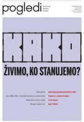 Naslovnica pete številke Pogledov (leto 2010)